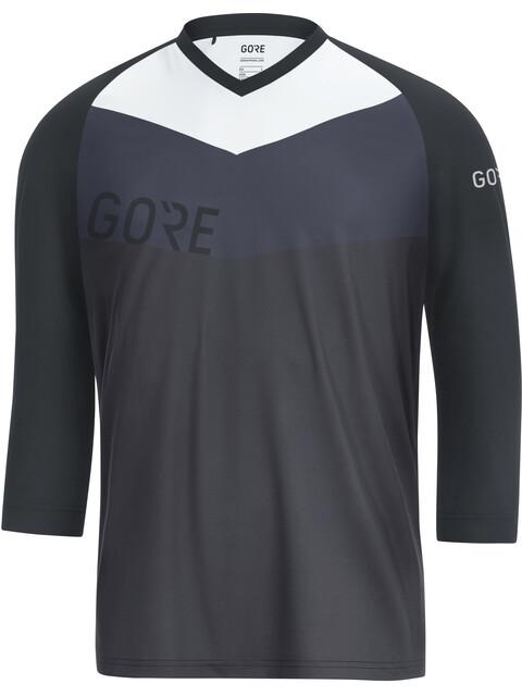 GORE WEAR C5 All Mountain 3/4 Jersey Men terra grey/black